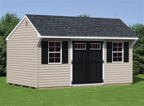 craft sheds quaker shed cedar craft storage solutions
