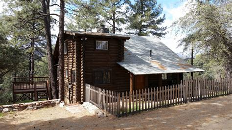 Arizona Cabin For Sale by Authentic Log Cabin In The Prescott Az Pines