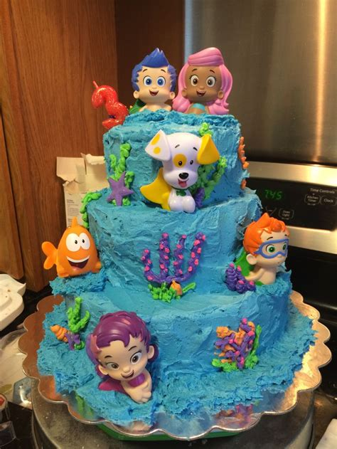 Guppies Cake Decorations by 25 Best Ideas About Guppies Cake Toppers On