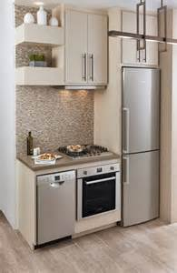 Mini Kitchen Design Small Spaces Big Solutions A Modern