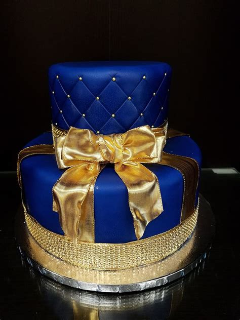 gold themes name royal blue and gold baby shower cake baby shower cakes