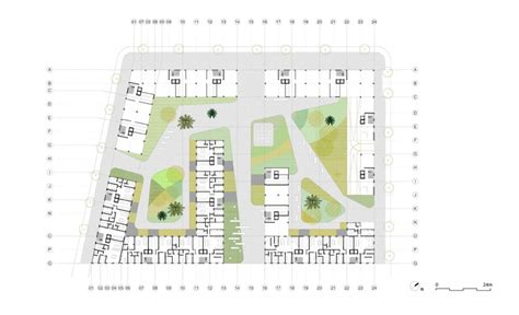 Floor Plan App For Ipad by Connecting Riads Residential Complex Aqso Arquitectos