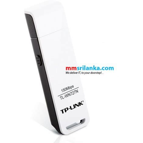 Tp Link Tlwn727n Dongle Usb Wifi by Tp Link 150mbps Wireless N Usb Adapter Tl Wn727n