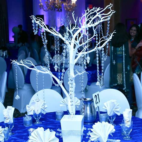 glam ideas for your wedding centerpieces my wedding planning