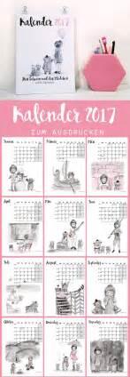 Kalender 2017 Ausdrucken 1000 Ideas About Kalender Zum Ausdrucken On
