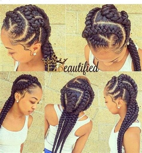 braided quick weave hairstyles quick weave and cute hair pinterest