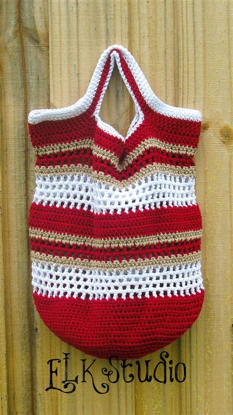 crochet bag pattern design free fun in the sun crochet beach bag elk studio