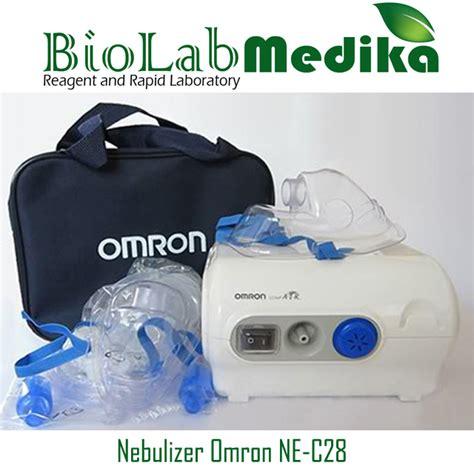 Jual Alat Tes Alergi nebulizer omron ne c28 biolab medika