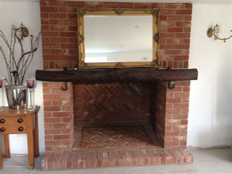 Building An Inglenook Fireplace by Inglenook Fireplace Chimney Rebuild Cambridge A F