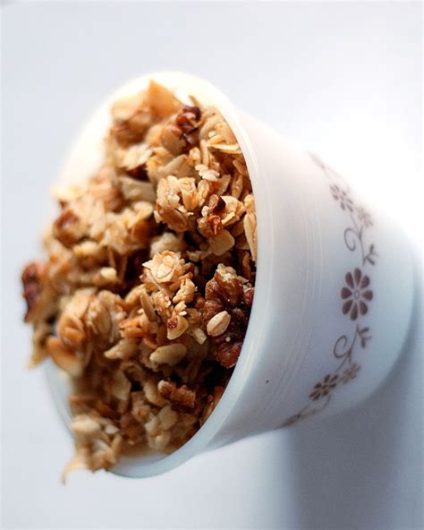 simple yet delicious granola cooking for seven