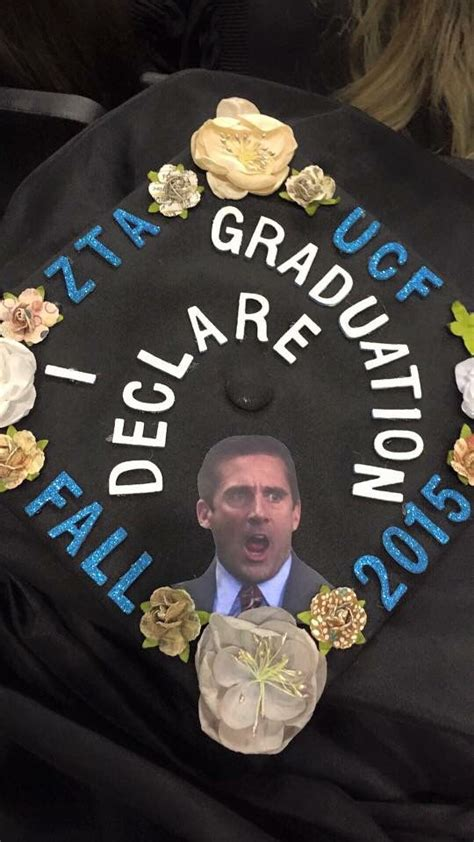graduation office grad cap the office the office the office