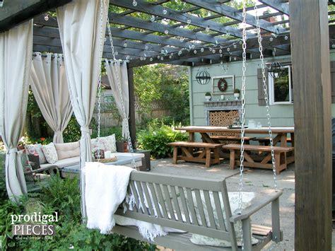 patio decor repurposed planter patio decor refreshed prodigal pieces