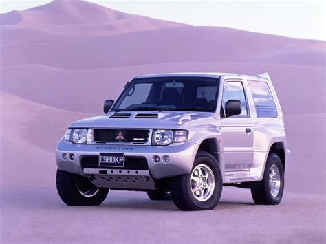 mitsubishi pajero 1997 mad 4 wheels 1997 mitsubishi pajero evolution best