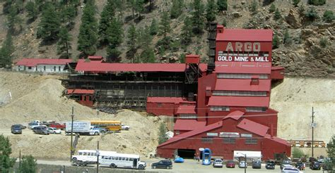 argo gold mine and mill being from colorado springs i expected some things to