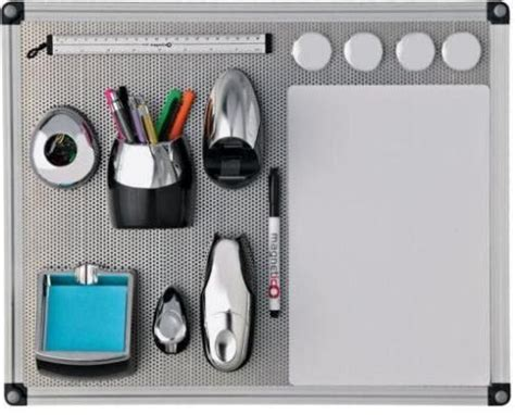Magnetic Desk Organizer Pin By Smith On Cool Small Office Pinterest