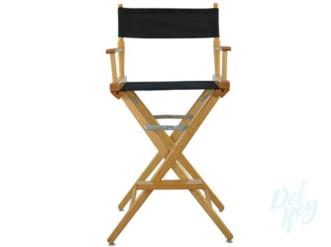 bench from chairs tall director chairs chairs seating