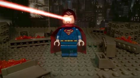 Lego Superman Vs Batman toiling to make from comic batman v
