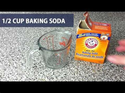 unclog bathtub drain with vinegar and baking soda how to easily unclog a drain without harsh chemicals