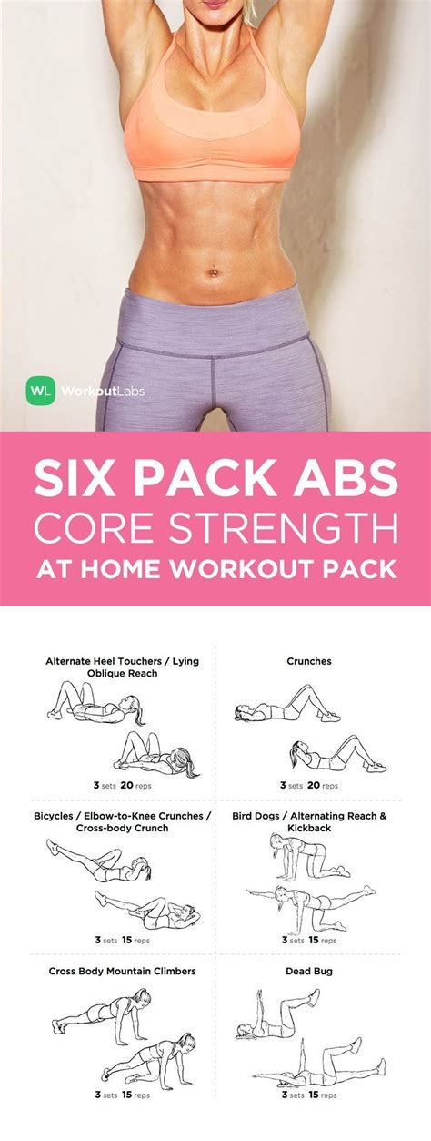 Top 7 Exercises For The Abs by 21092 Best My Flat Stomach And Six Pack Abs Images On