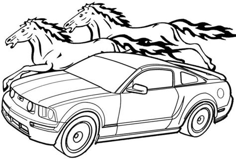 1969 boss mustang car coloring pages best place to color 17 best images about mustangs on pinterest pictures of