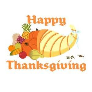 happy thanksgiving clipart 260 days no repeats happy thanksgiving