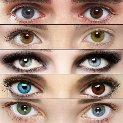 2 different eye colors comment mettre tes yeux en valeur la fabrique cr 233 pue