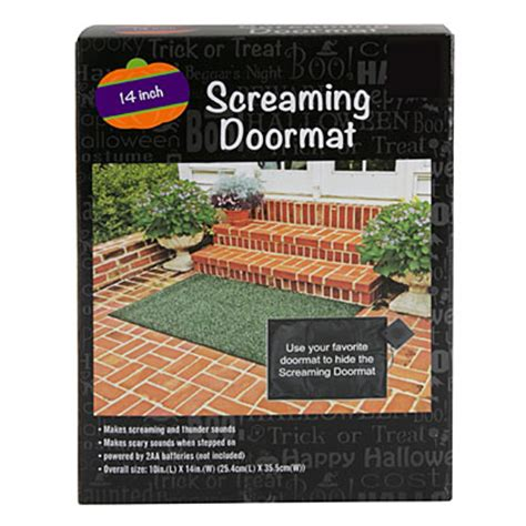 Screaming Doormat screaming doormat
