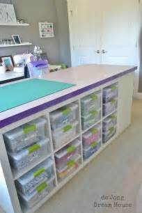 craft studio sewing room deliriousness on
