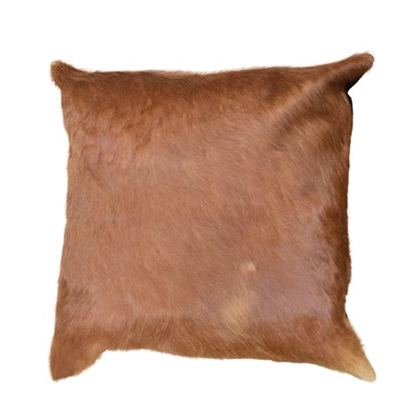 Cowhide Pillows For Sale tanned cowhide pillow 24 quot taxidermy mounts for sale and taxidermy trophies for sale