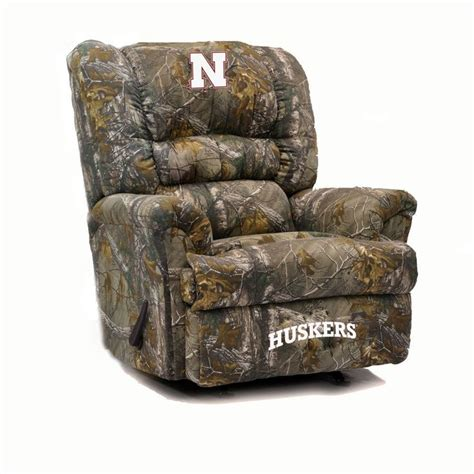 adult camo recliner 17 best images about nebraska on pinterest football the