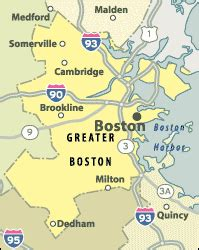 Greater Boston Map by Massachusetts Greater Boston Real Estate Amp Homes For Sale