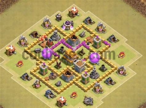 th6 war base layout top 12 best town hall th 6 war bases anti everything 2018
