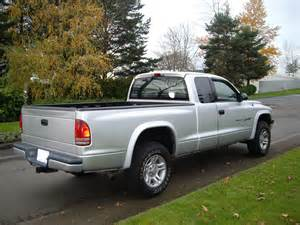 2001 dodge dakota sport ext cab 4x4