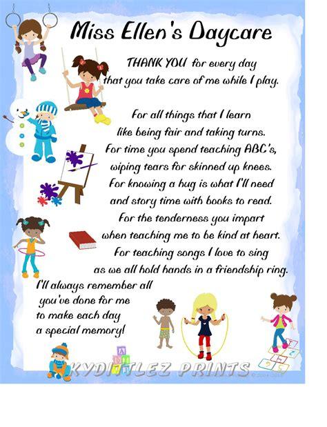 appreciation letter to daycare provider appreciation letter to daycare 28 images best 25