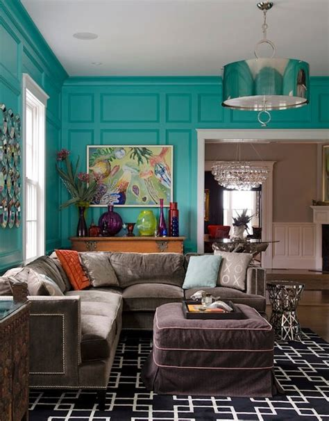 brown and blue walls 130 best brown and tiffany blue teal living room images on