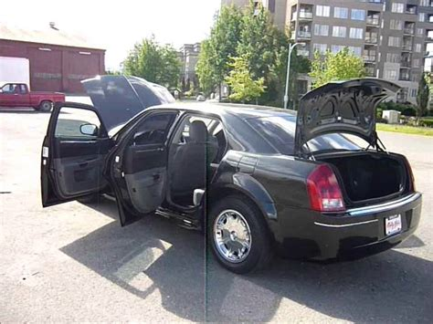 2005 Chrysler 300 Interior by 2005 Chrysler 300 Touring Edition 113900kms Leather