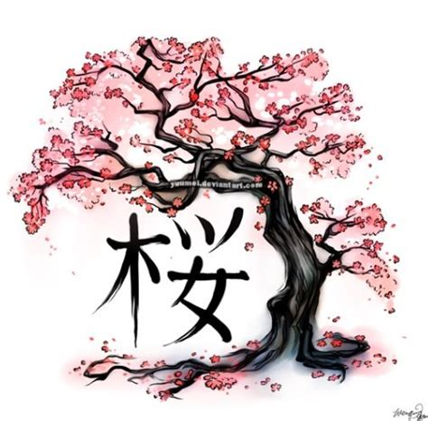 design root meaning cherry blossom tree tattoo tattoo designs pinterest