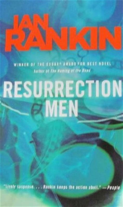 resurrection men a rebus 0752883658 resurrection men inspector rebus 13 by ian rankin reviews discussion bookclubs lists