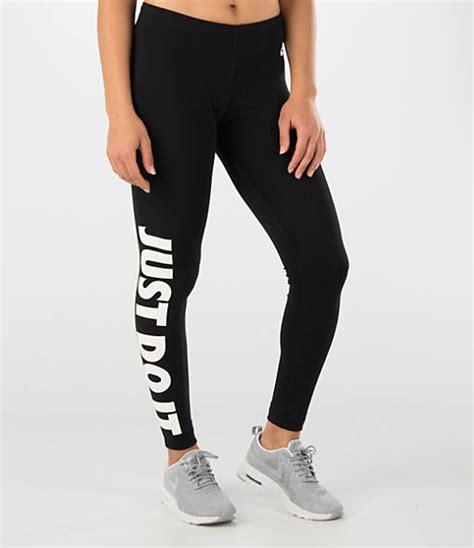 Celana Slimfit Legging Nike 3 s nike leg a see just do it finish line