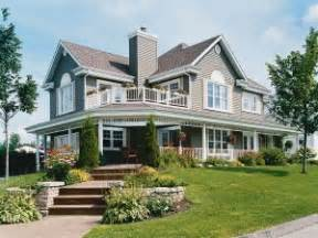 country house plans with wrap around porches low style home traditional exterior charleston