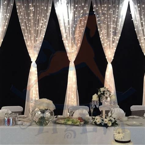 cortinas con luces m 225 s de 25 ideas incre 237 bles sobre luces de cortina en