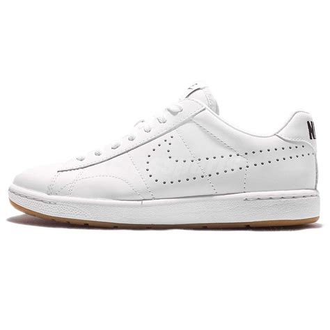 wmns nike tennis classic ultra lthr leather white gum