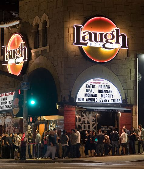 the laughed laugh factory