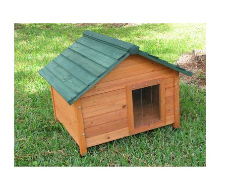 little dog house per your dog with a solid cedar dog house at low low prices