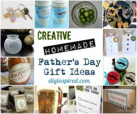 creative homemade father s day gift ideas diy inspired