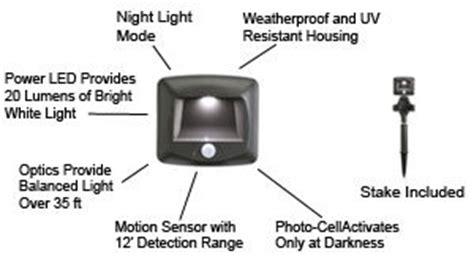 Mr Beams Mb572 Battery Powered Motion Sensing Led Path Mr Beams Solar Lights