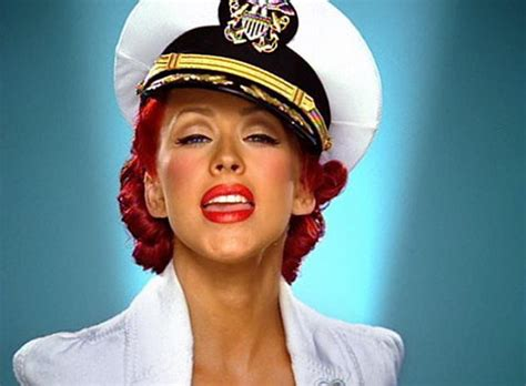 Aguilera Candyman by Wig Out Slide 40 Ny Daily News