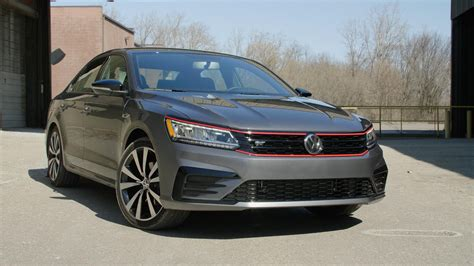 2018 Passat Gt by 2018 Volkswagen Passat Gt Five Things You Need To