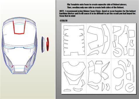 an iron helmet and armor how to make iron