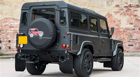 kahn land rover defender 110 kahn design land rover defender 110 wide arch kit